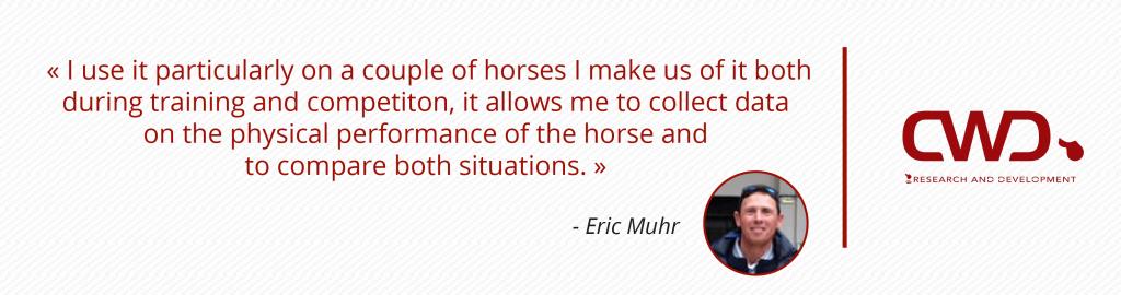 Quote Eric Muhr using iPULSE girth