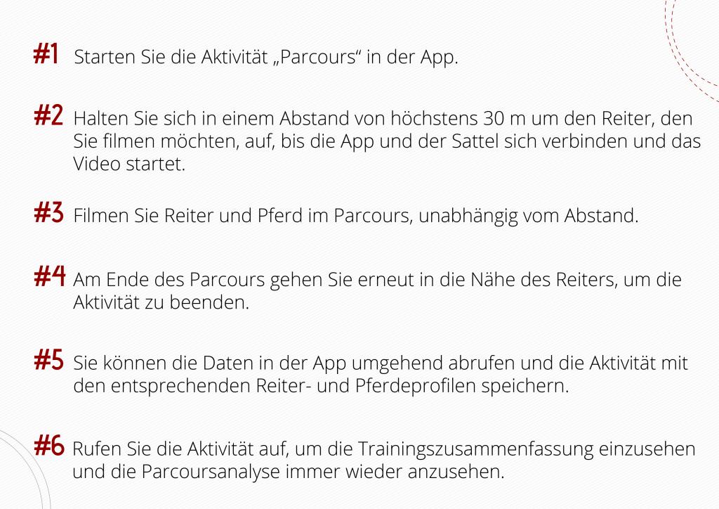 iJUMP INSIDE app iSPORT verwenden