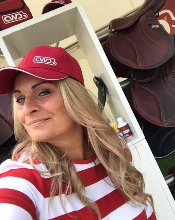 Nicole Thiele CWD-Sattelexperte